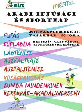 Aradi Ifjúsági és Sportnap