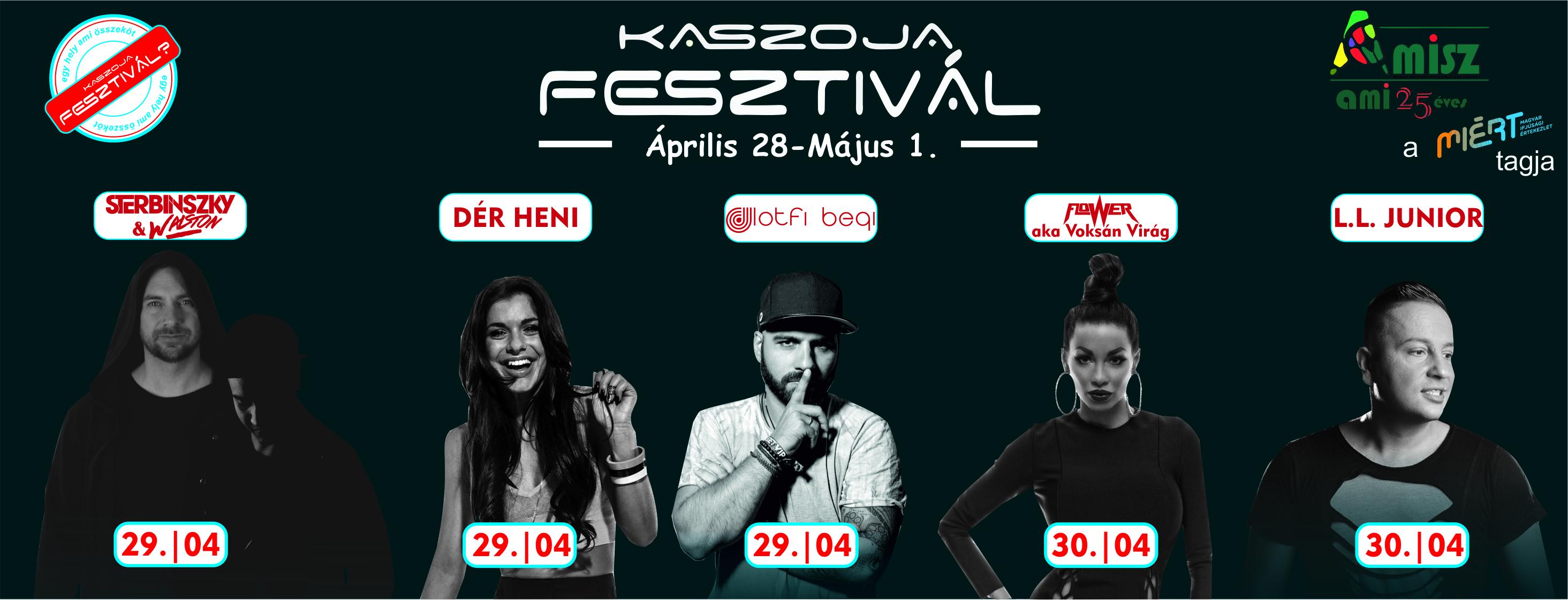 Kaszoja Fesztivál 2017